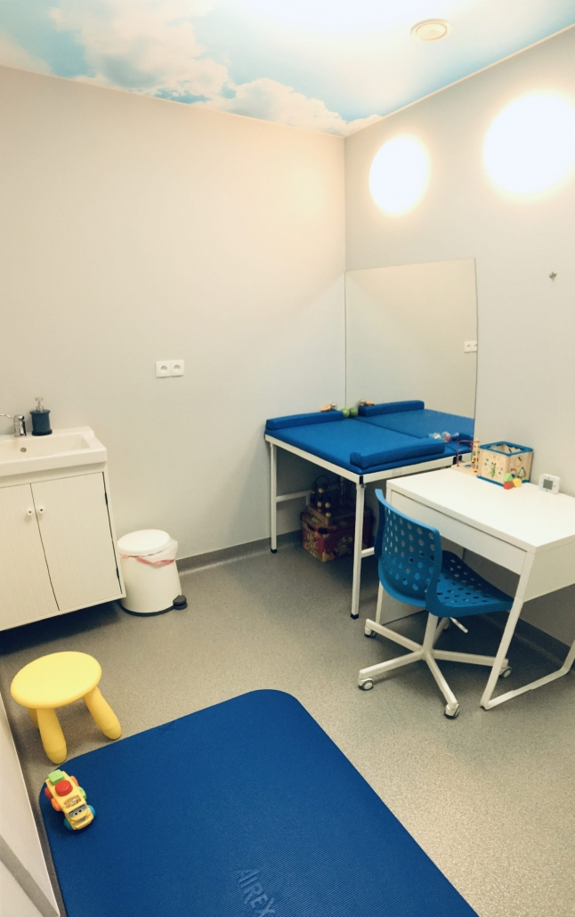 Gabinet Rehabilitacji dzieci nr 3