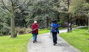 spacer zdrowa aktywność fizyczna