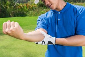 łokieć golfisty warszawa ursus