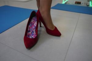 wkładki ortopedyczne do butów na obcasie