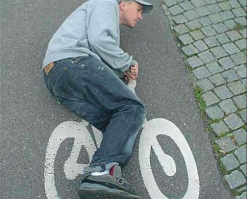 ustawienie roweru warszawa