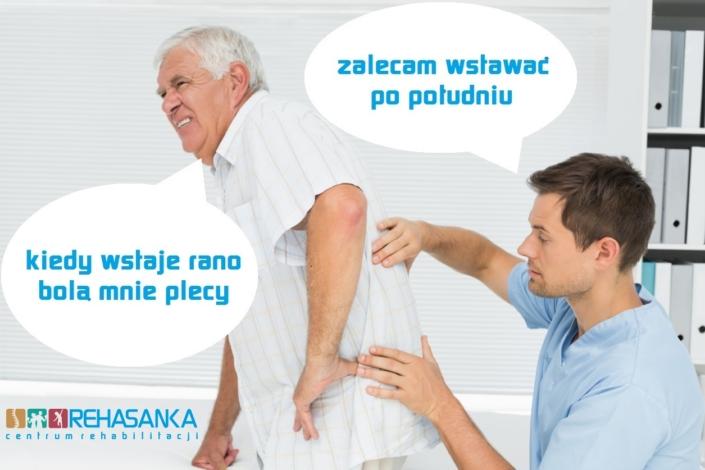 ból pleców