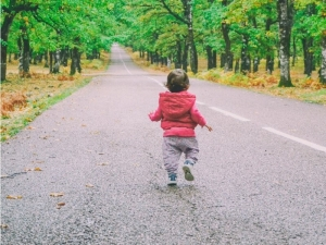 pierwsze kroki dziecka
