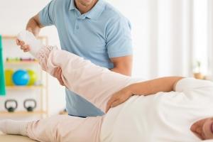 kinezyterapia po operacji kregoslupa