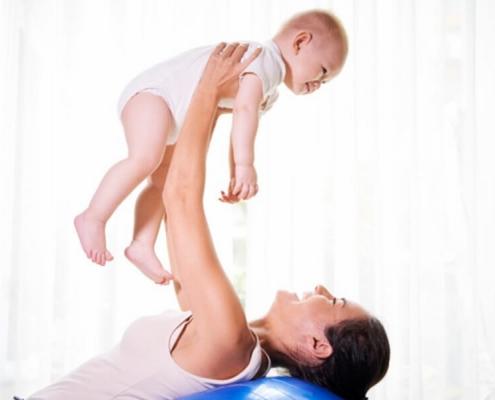 Ćwiczenia na brzuch po ciąży