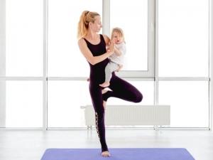 aktywna mama ćwiczenia po ciąży