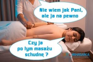 masaż odchudzający działa