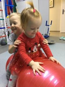 zajęcia fizjoterapeutyczne dla dzieci